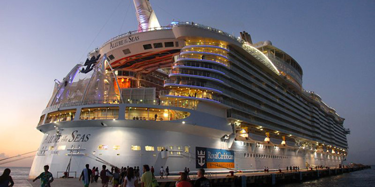 Best Ship - Allure of the Seas