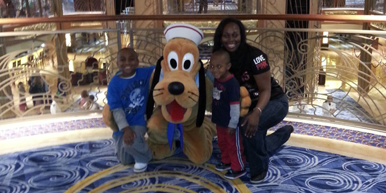 Best Line for Families with Young Children - Disney Cruise Line