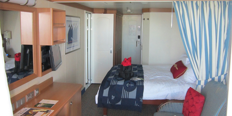 Best Line for Balcony Cabins - Disney Cruise Line