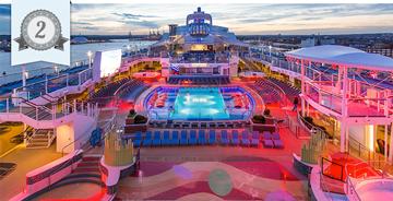 royal caribbean best cruise line