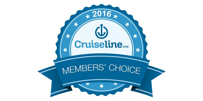 cruiseline member awards best cruise line