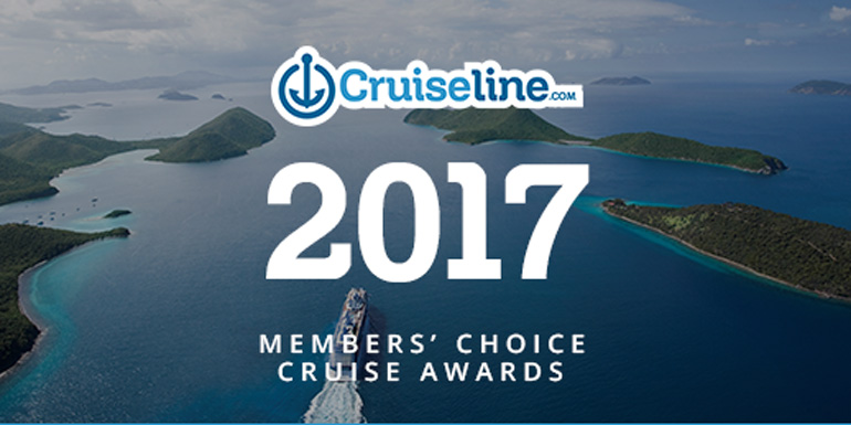 cruiseline awards 2017