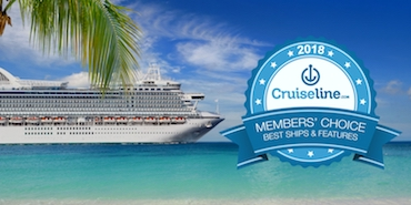 Best Cruise Ships & Features For 2018