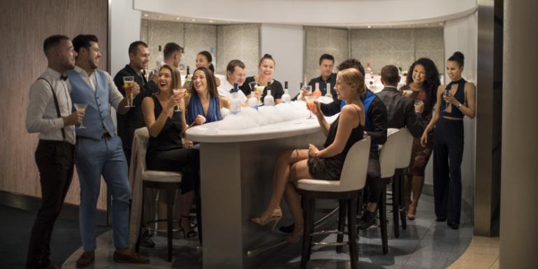 best large groups cruise line celebrity award