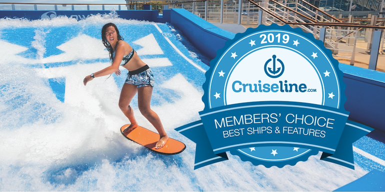 2019 member's choice awards best ships and features