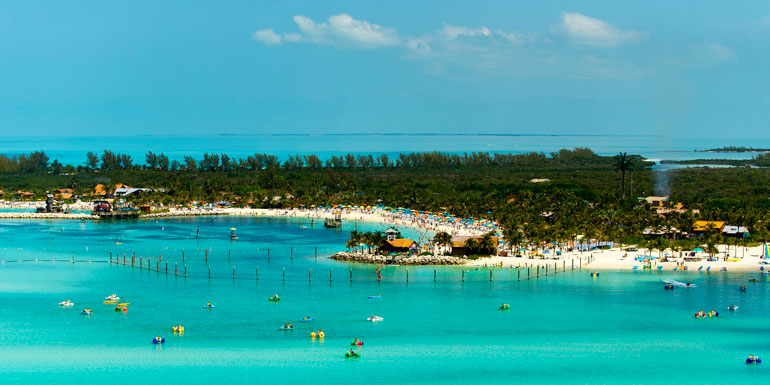 castaway cay best cruise private island