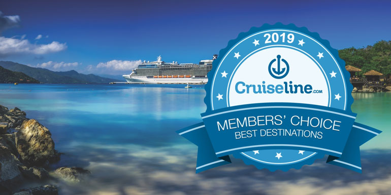 best cruise ports destinations 2019