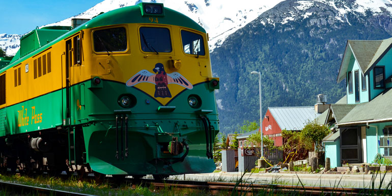 skagway best alaska cruise port