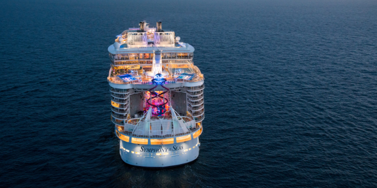 royal caribbean symphony of the seas best ship quality