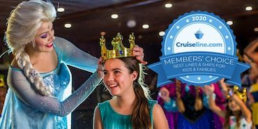 The Best Cruise Lines and Ships For Families - 2020 Members' Choice Awards