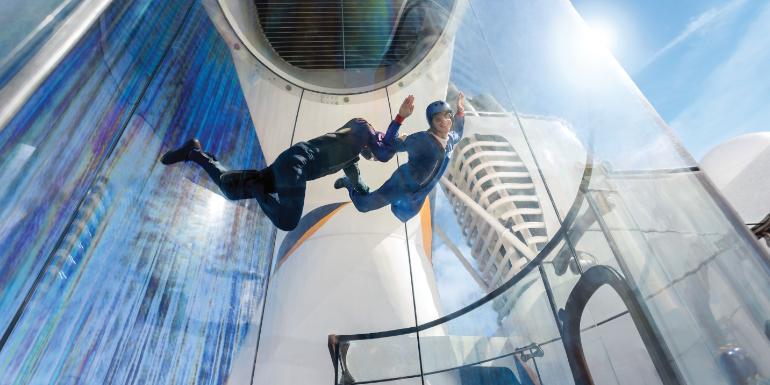 ripcord ifly sky diving royal caribbean anthem 2020 awards