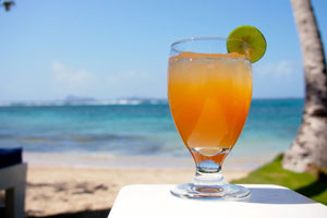 bajan rum punch caribbean drinks cruise