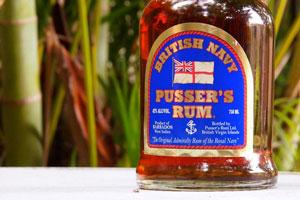 pussers rum tortola caribbean cruise drink