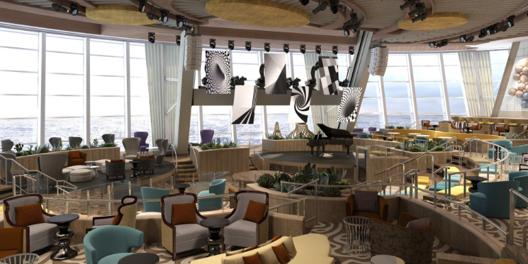 royal caribbean anthem two70 quiet spot