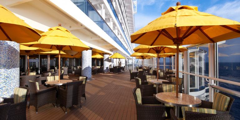 carnival breeze lanai promenade deck 5