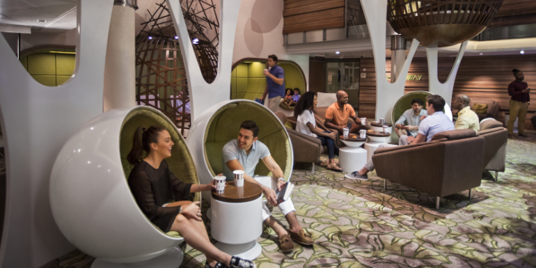 celebrity reflection hideaway cruise ship tips