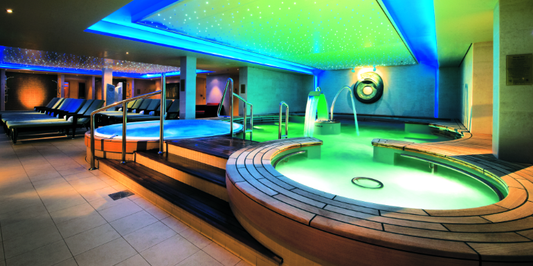 norwegian epic cruise spa pass pool