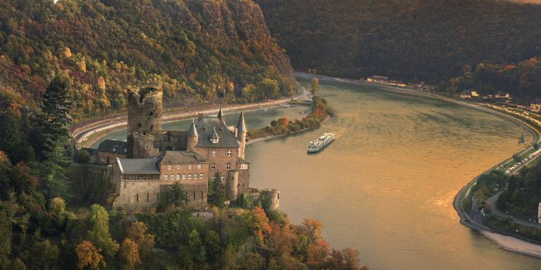 rhine river cruise ship europe beginners