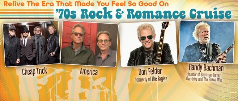 '70s rock romance theme cruise music