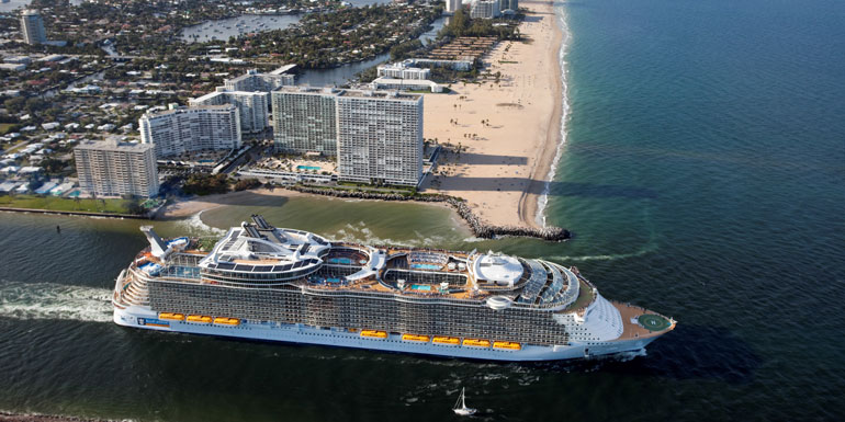 royal caribbean oasis miami cruise