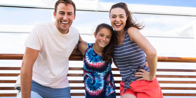 family casual shorts t shirt happy carnival