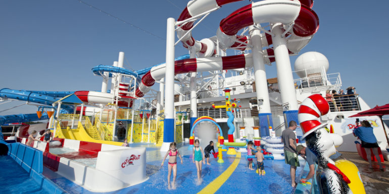 The 7 Best Cruise Ship Water Parks