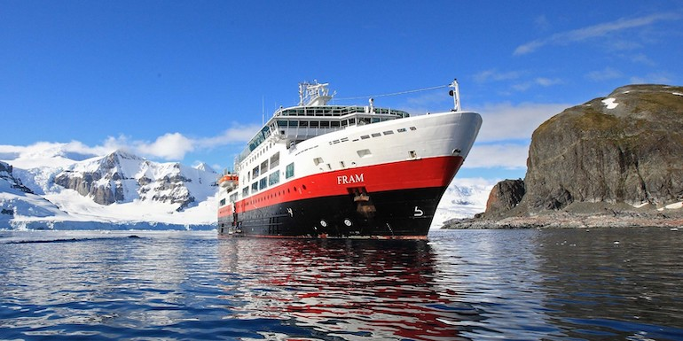hurtigruten expensive cruise norway