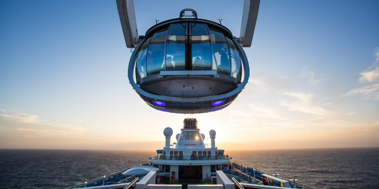 royal caribbean quantum north star cruise