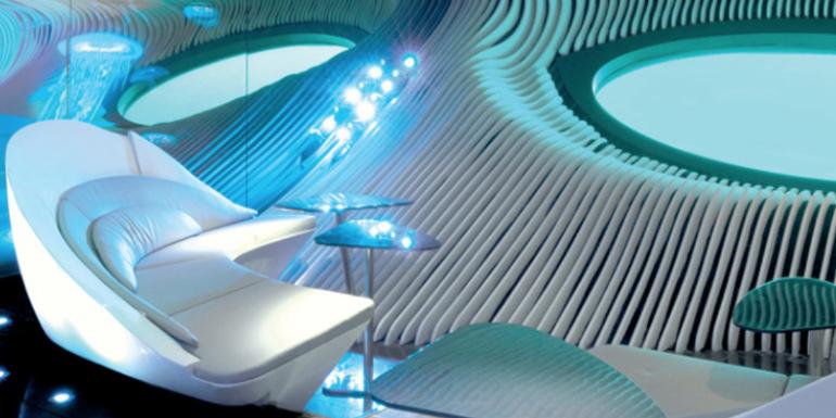 ponant blue eye underwater lounge sensory
