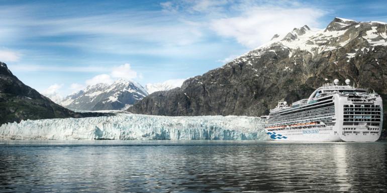 alaska cruise glacier princess cruises best month