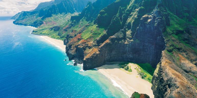 hawaiian coast volcano hawaii cruise month