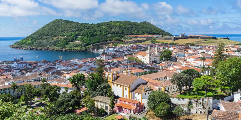 azores islands portugal transatlantic cruise month