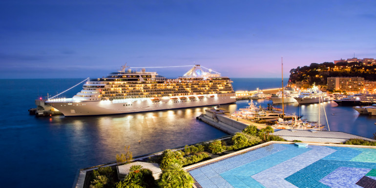 ports luxury cruises only bangkok monte carlo