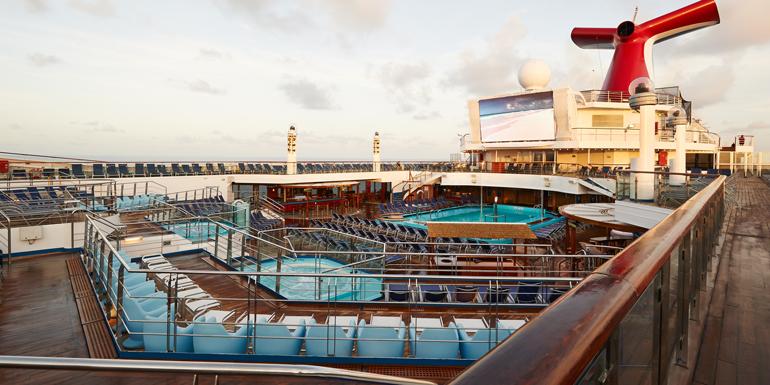 carnival freedom cruise bargain cheap