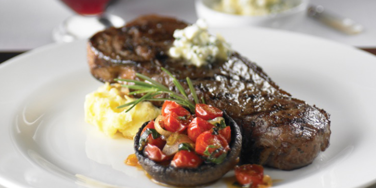 royal caribbean chops grille dining steakhouse