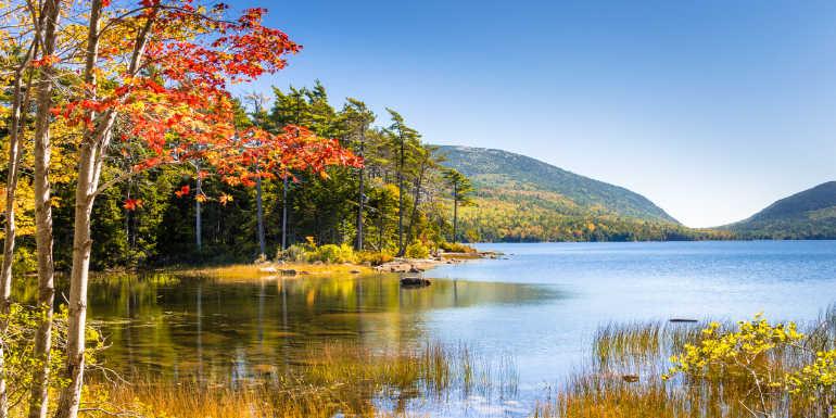 canada new england fall foliage autumn