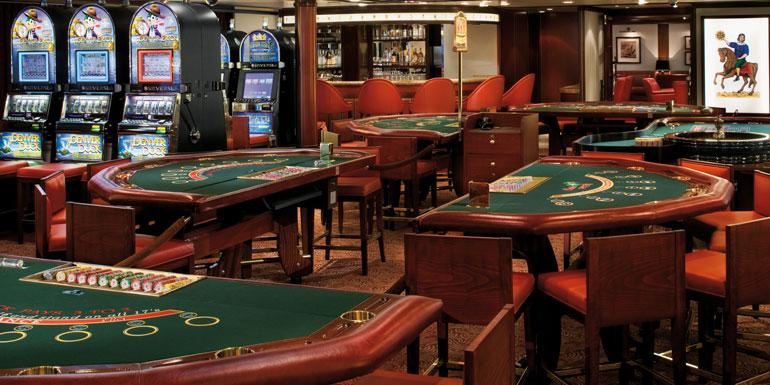 cruise ship casino closed