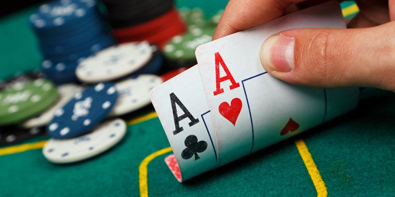cruise ship casino poker
