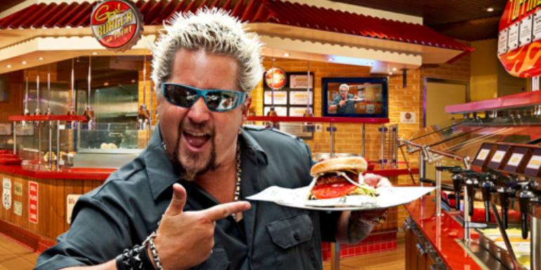 guy fieri guy's burgers carnival cruise