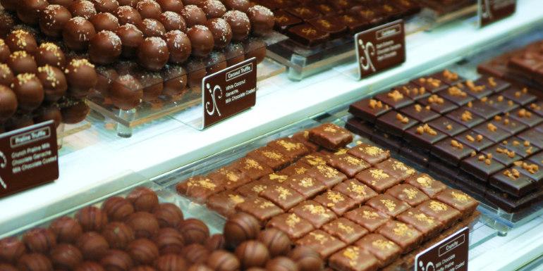 jean philippe maury chocolate msc cruises
