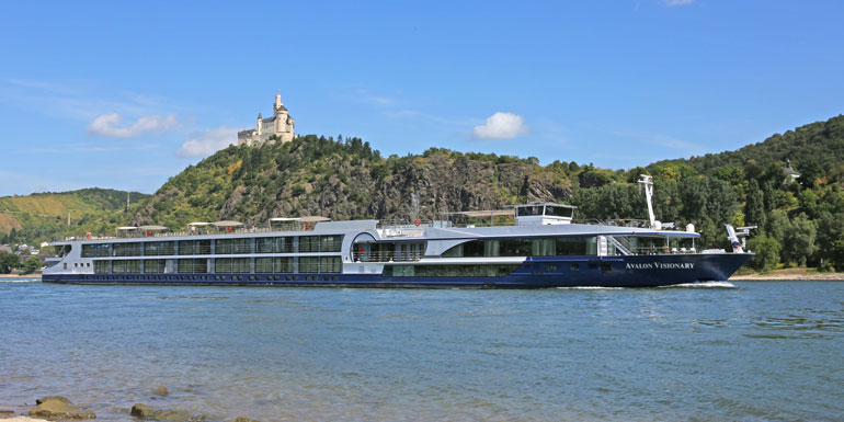 compare best river cruises lines ships europe