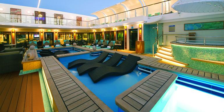 concierge luxury programs cruise ships