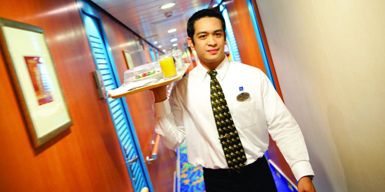 controversial cruise line policies room service