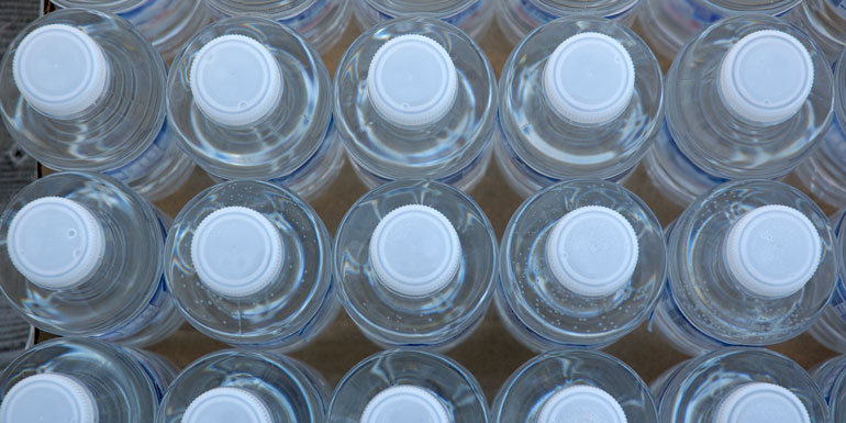 soda water bring cruise ships