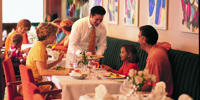 cruise with food allergies