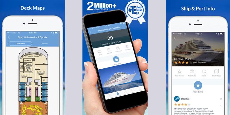 ship mate cruise app
