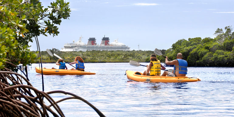kayak disney cruise excursion
