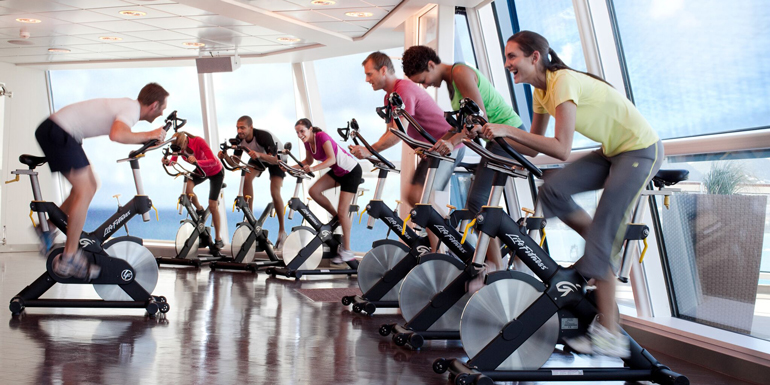 fitness class cruise cost extra