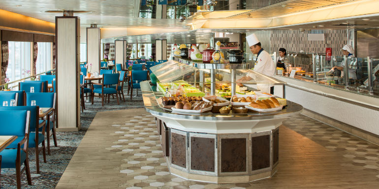 holland america lido buffet free cruise