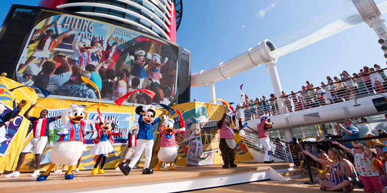 cruise ship kids childrens clubs